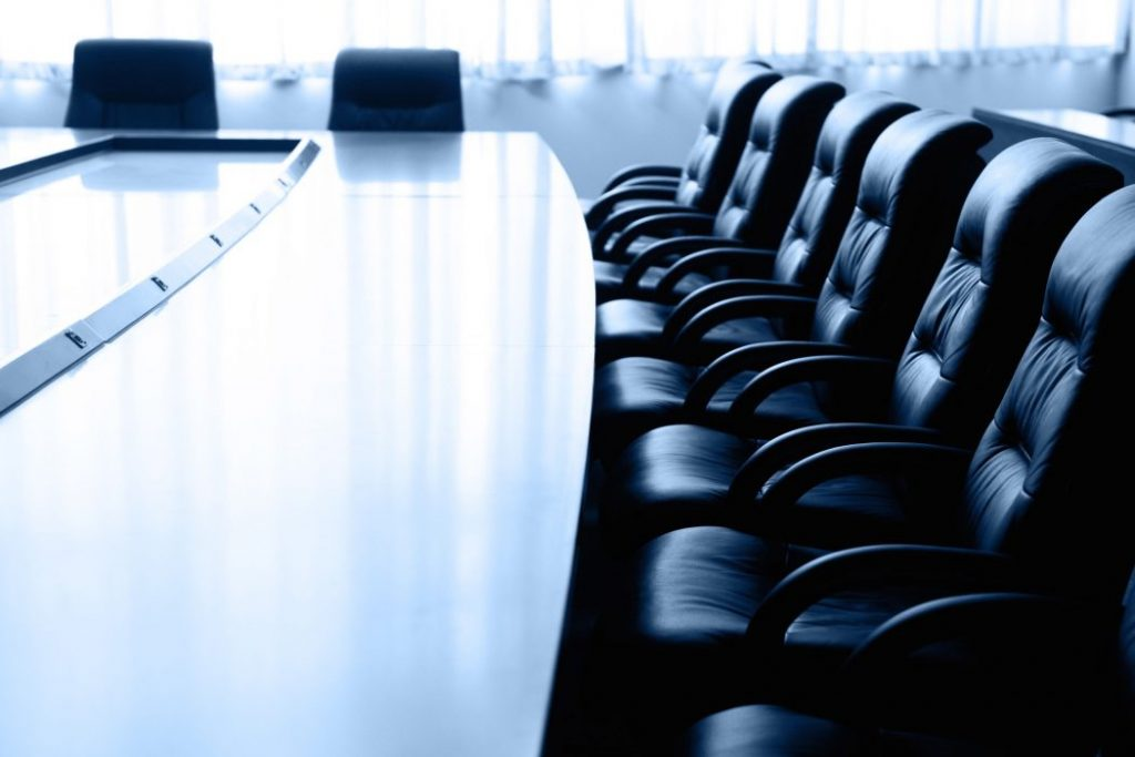 تشکیل دادن یک هیات مدیره قوی