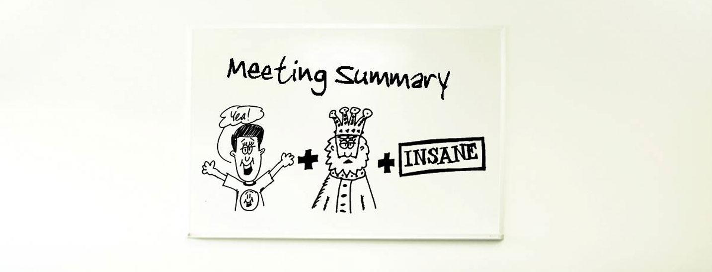 هفت قانون برای برگزاری جلسه موثر