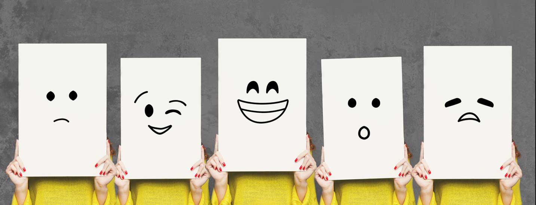 عواطف و احساسات کارکنان، دادههای اطلاعاتی هستند نه پارازیت