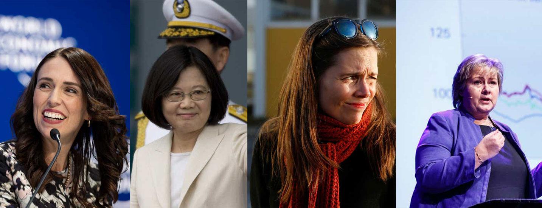 رهبران زن چگونه توانستند بحران کرونا را مدیریت کنند؟