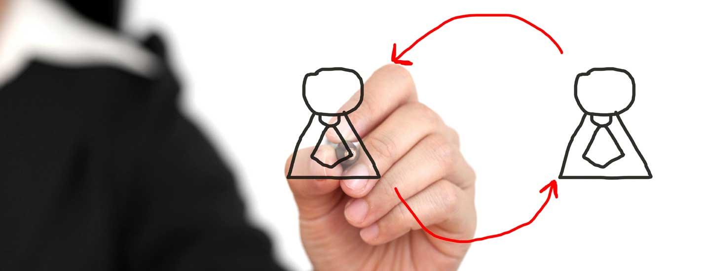 چرخش شغلی در مدیریت منابع انسانی چیست؟ مزایا و معایب آن