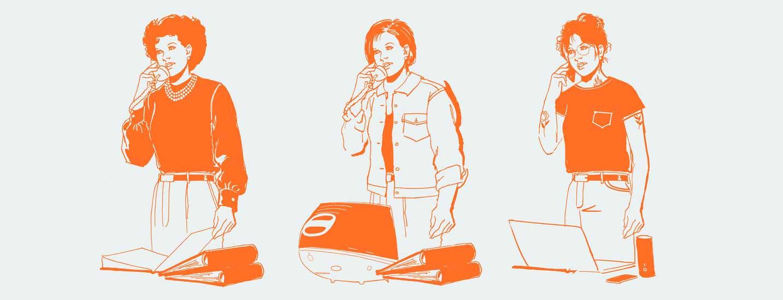 مدلهای انعطاف پذیر کاری : چگونه پایداری را وارد دنیای شبانهروزی کار کنیم؟